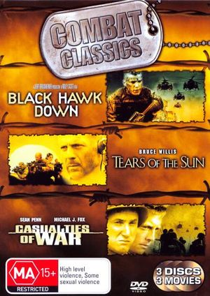Black Hawk Down / Casulaties of War / Tears of the Sun - Michael J Fox