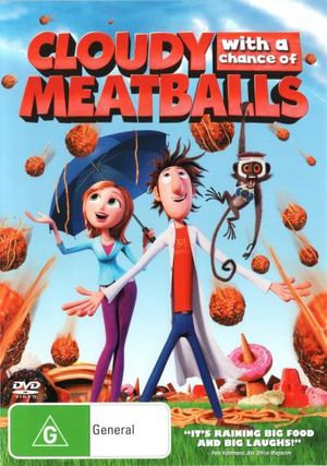 Cloudy with a Chance of Meatballs - Mr T