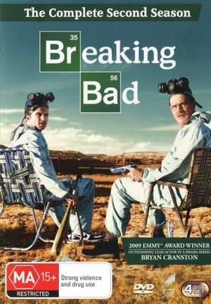 Breaking Bad : Season 2 - Anna Gunn