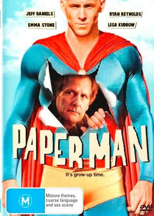 Paper Man - Jeff Daniels