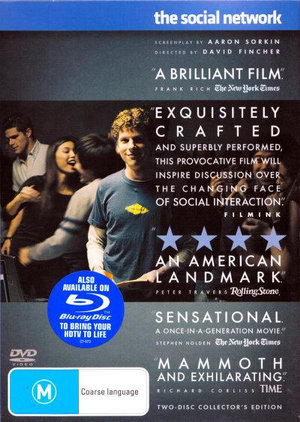 The Social Network (2 Disc Edition) - Armie Hammer