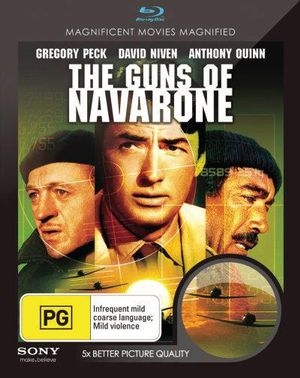 The Guns of Navarone - Gregory Peck