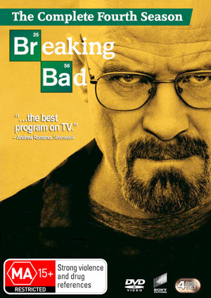 Breaking Bad : Season 4 - Vince Gilligan