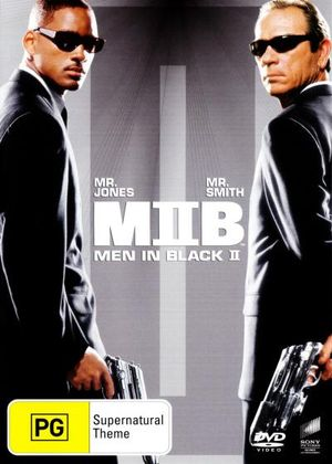 Men in Black 2 - Johnny Knoxville