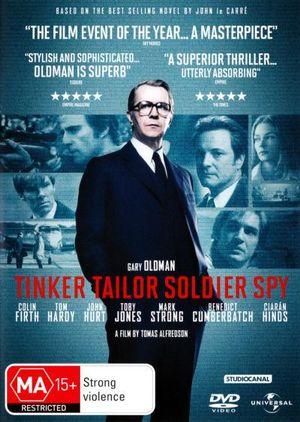 Tinker, Tailor, Soldier, Spy - Benedict Cumberbatch