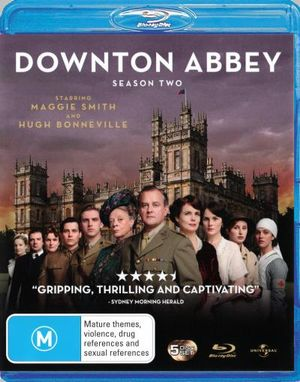 Downton Abbey : Season 2 (5 Discs) - Laura Carmichael