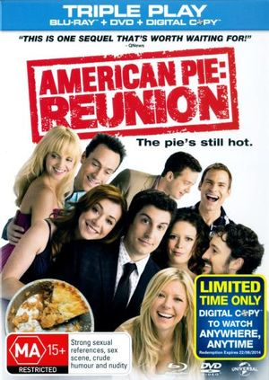 American Pie 8 On DVD Buy New amp Blu ray Movie