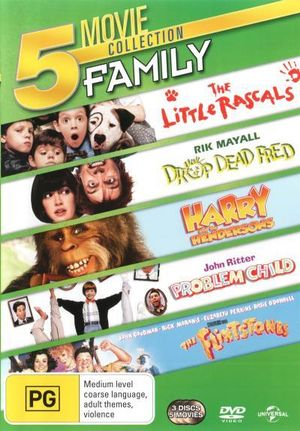 Booktopia - The Little Rascals / Drop Dead Fred / Harry ...