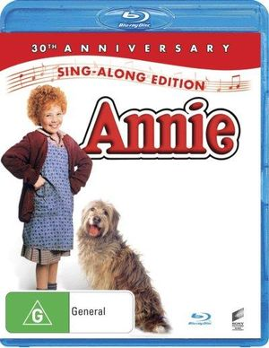 Annie (1982) 30th Anniversary Sing-Along Edition - Robin Ignico