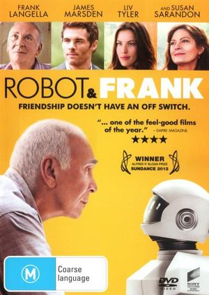 Robot and Frank - Peter Sarsgaard