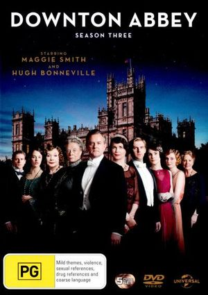 Downton Abbey : Season 3 (5 Disc) - Lesley Nicol