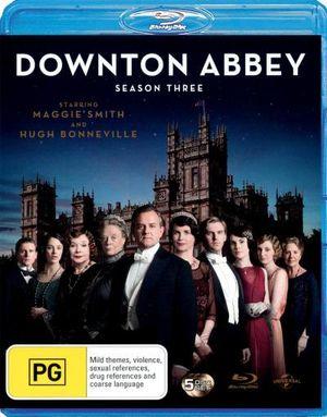 Downton Abbey : Season 3 (5 Disc) - Elizabeth McGovern