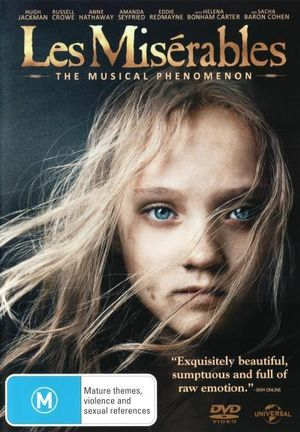 Les Miserables (2012) : The Musical Phenomenon - Amanda Seyfried