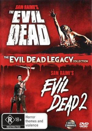 The Evil Dead / The Evil Dead 2 (1 Disc) - Dan Hicks