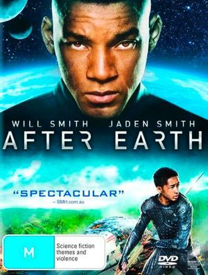 After Earth (DVD/UV) - Will Smith