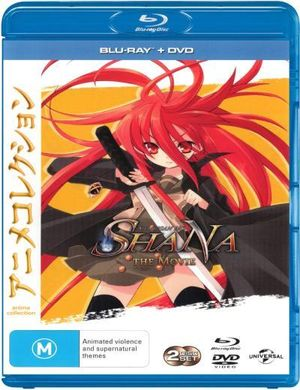 Shakugan No Shana : The Movie (Blu-ray/DVD) - Not Specified
