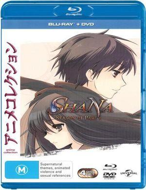 Shakugan No Shana : Season 3 - Part 1 (Blu-ray/DVD) - Satoshi Hino