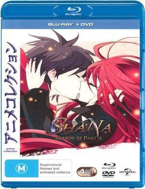 Shakugan No Shana : Season 3 - Part 2 (Blu-ray/DVD) - Satoshi Hino