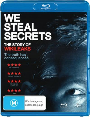 We Steal Secrets : The Story of Wikileaks - Julian Assange