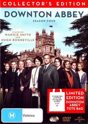 Downton Abbey : Season 4 (Tote Bag) (Limited Edition) - Hugh Bonneville