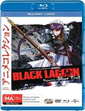 Black Lagoon : Roberta's Blood Trail (Blu-ray/DVD) - Daisuke Namikawa