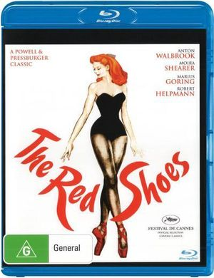 The Red Shoes - Anton Walbrook
