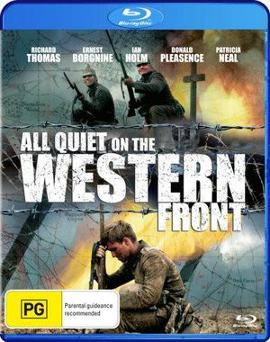 a description of a very special movie all quiet on the western front Girl plays deaf to hear secrets in this incestuous movie all quiet on the western front (60th anniversary special edition) description brand new.