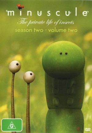 Minuscule : The Private Life of Insects - Season 2 - DVD 2 - Helene Giraud