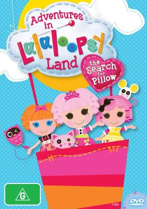 Adventures in Lalaloopsy Land : The Search for Pillow - Sophia Roth