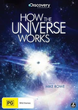 Chartwell books how the universe works book