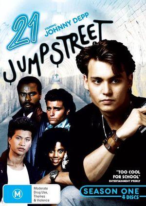 21 Jump Street : Season 1 - Peter DeLuise
