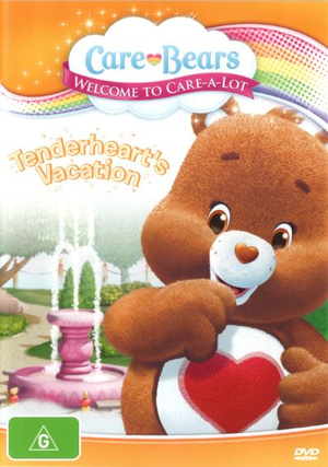 Care Bears : Tenderheart's Vacation - Patty Mattson