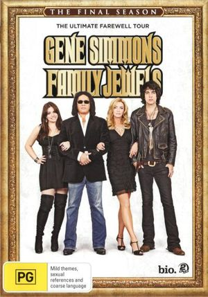 Gene Simmons : Family Jewels - The Ultimate Farewell Tour - The Final Season - Sophie Simmons