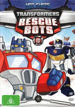 Transformers Rescue Bots : Hot Shots - Elan Garfias