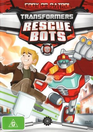 Transformers Rescue Bots : Cody on Patrol - Elan Garfias
