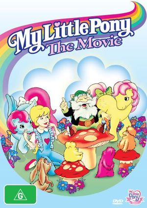 My Little Pony : The Movie - Clois Leachman
