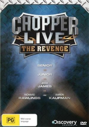 American Chopper : The Revenge (Live) - Jim Pratt