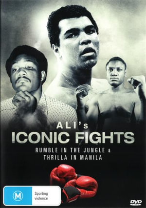 Ali's Iconic Fights : Iconic Fights - Joe Frazier