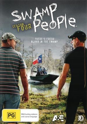 Swamp People : Season 4 - Pat Duke