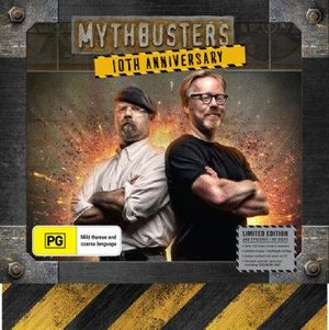 Mythbusters : 10 Year Anniversary Box Set - Adam Savage