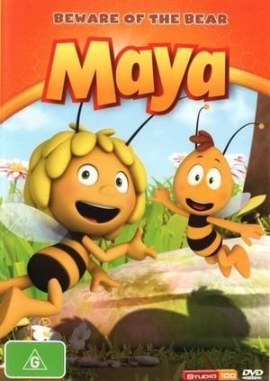 Maya the Bee : Beware of the Bear - Michiko Nomura