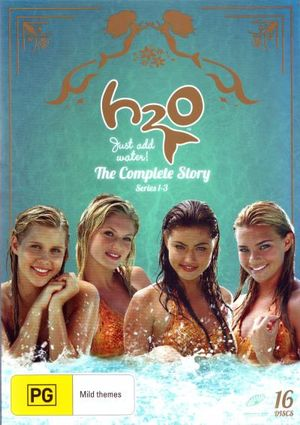 H20 : Just Add Water - The Complete Story - Series 1 - 3 - Burgess Abernethy