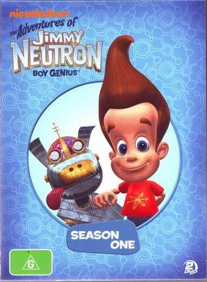 The Adventures of Jimmy Neutron Boy Genius : Season 1 - Jeffrey Garcia