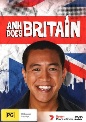 Anh Does Britain - Anh Do