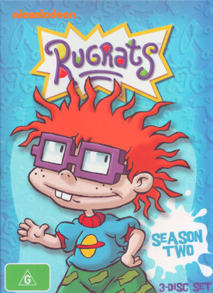 Rugrats : Season 2 - E.G. Daily Christine Cavanaugh Nancy Cartwright Kath Soucie Cheryl Chase Tara Strong Cree Summer Dionne Quan