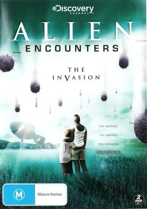 Alien Encounters : The Invasion - Seth Shostak