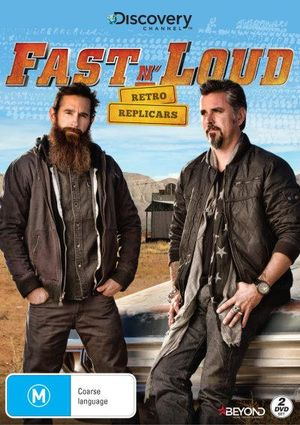 Fast N' Loud : Retro Replicars - Jim Cutler