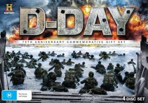 D-Day : 70th Anniversary Commemorative Gift Set (Limited Edition) - Not Specified
