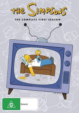 The Simpsons : Season 1 (Collector's Edition) - Dan Castellaneta