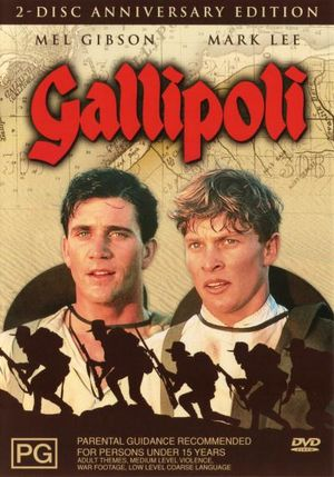Gallipoli (Anniversary Edition) - Mel Gibson